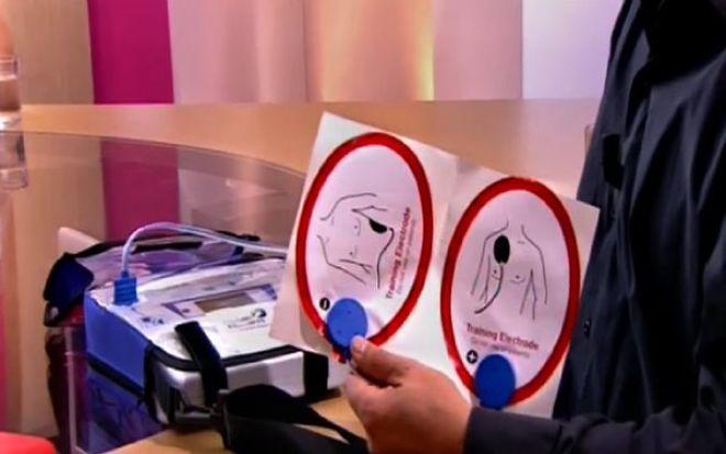 defibrillateur-automatisé externe